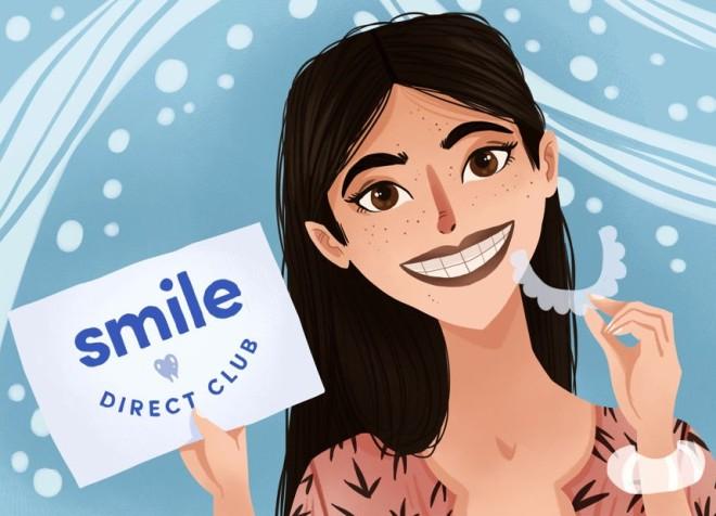 smile direct club image