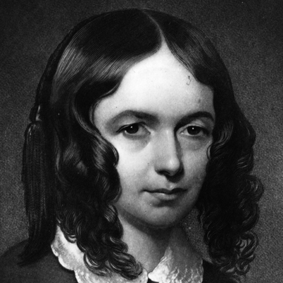 elizabeth barrett Elizabeth barrett browning, born 208 years ago today, was once so famous that  her dog, flush, was given a biography of his own by virginia.