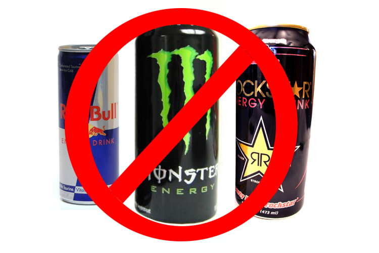 Energy Drinks Per Dya
