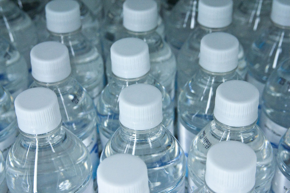 Habits: Bottled Water