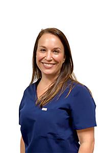 Caroline Strohm - Dental Hygienist